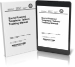 12097 Sound Powered Telephone Talkers Training Manual