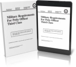 12024 Military Requirements for Petty Officer Third Class