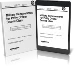82045 Military Requirements for Petty Officer Second Class