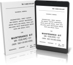 MAINTENANCE KIT MK-1035/ARC-131 (NSN 5821-00-935-0058)