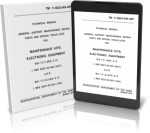 MAINTENANCE KITS, ELECTRONIC EQUIPMENT, MK-731/ARC-51X (NSN 6625-00-082-4057) AND MK-731A/ARC-51X (6625-00-803-1300)