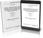 VOLUMEI, OPERATION, INSTALLATION AND REFERENCE DATA, VOLUME II SCHEDULEDMAINTENANCE, VOLUME III, TROUBLESHOOTING, THERMAL SYS TEST SET (NSN4931-01-119-7092)