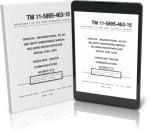 OPERATION CENTER, COMMUNICATIONS, AN/MSC (NSN 5895-00-999-2629)