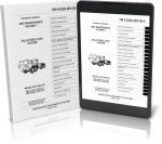 UNIT MAINTENANCE VOLUME V FOR PALLETIZED LOAD SYSTEM, MODEL M1074/M1075 (NSN 2320-01-304-2277) (2320-01-304-2278)