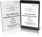 TRUCK, CONTAINER HANDLER, ROUGH TERRAIN; 50,000 LB CAPACITY DED, PT (NSN 3930-01-082-3758) W/TOPHANDLER(S)