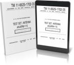 TEST SET, ANTENNA AN/ARM-115 (NSN 6625-00-935-4293) (NG)