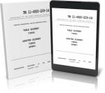 TABLE, TILTING, GYRO INSTRUMENT TESTING MX-4042/ASW-12(V)
