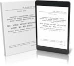 TEST STAND, ACTUATOR (BARKLEY & DEXTER LABORATORIES, INC., MODEL NO. BDL-81 (NSN 4940-00-152-2107)