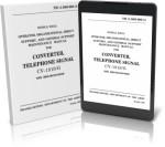 CONVERTER, TELEPHONE SIGNAL CV-1919/G (NSN 5805-00-9
