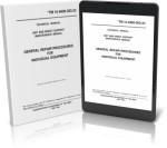 GENERAL REPAIR PROCEDURES FOR INDIVIDUAL EQUIPMENT