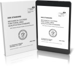 std-1161-2003 Mechanical Systems Functional Area Qualification Standard