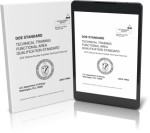 std11792004 Technical Training Functional Area Qualification Standard